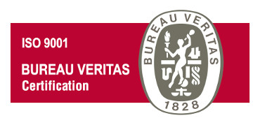 Certificat de qualitat ISO 9001:2008